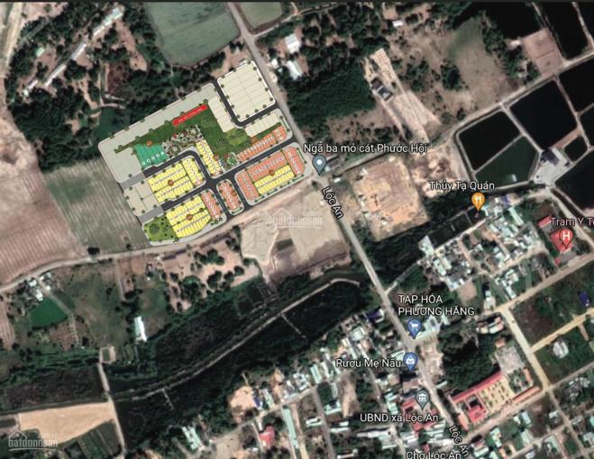 Chỉ 600 triệu sở hữu đất nền phố biển sổ đỏ lâu dài ngay sân bay Lộc An - BRVT. LH 0917.186.116 ảnh 0