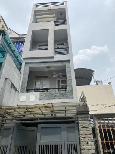 Nhà 4 lầu Tôn Thất Hiệp (3.55 * 14m) hẻm kinh doanh 8m 7 tỷ ảnh 0