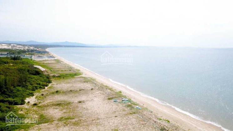 Đất biển TMDV 1650m2 mặt biển xã Hòa Thắng giá chỉ 800 nghìn/m2, sổ hồng có sẵn ảnh 0