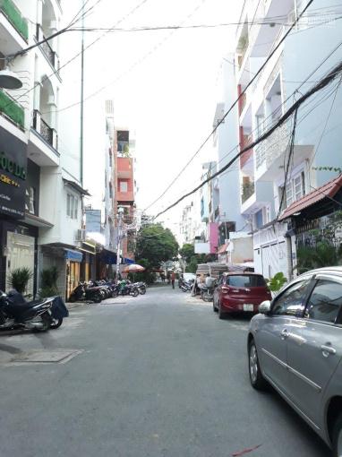 Bán nhà hẻm 60 Nguyễn Trãi, Quận 5, diện tích (7x20m), nhà 1 trệt 5 lầu đẹp lung linh giá 36 tỷ ảnh 0