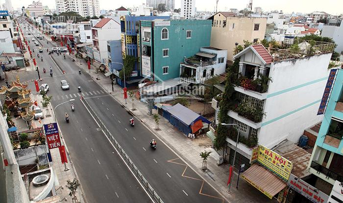 Bán nhà mặt tiền Trần Hưng Đạo - Nguyễn Văn Cừ, Quận 5 diện tích 4.2x22m, nhà 4 lầu, giá 35 tỷ ảnh 0