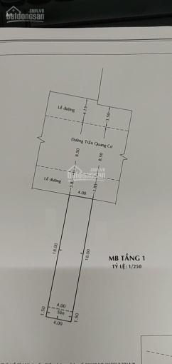 Bán nhà mặt tiền Trần Quang Cơ, P. Phú Thạnh, Q. Tân Phú ảnh 0