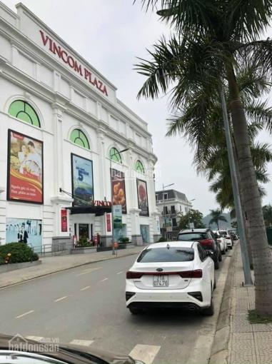 Bán shophouse Vincom Yên Bái, giá CĐT lô góc 2MT 23m, 198m2, sổ lâu dài, vay LS 0% 3 năm CK 10% ảnh 0