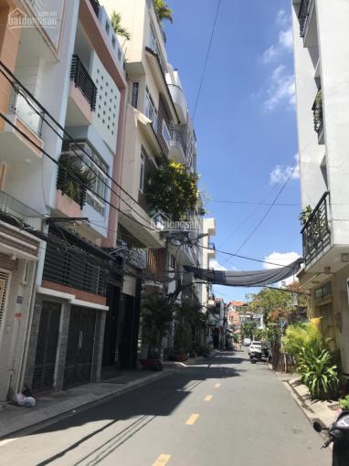 Bán nhà hẻm 62/ Trương Công Định, gần khu Bàu Cát DT: 5x15m nhà 3 tầng vào ở ngay, khu sang trọng ảnh 0