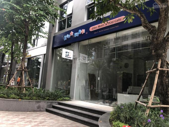 Bán gấp căn shophouse Vinhomes Bình Thạnh: 35 tỷ 240m2 tòa Park 2, hợp đồng thuê 180 triệu ảnh 0