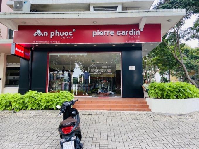 Bán shop Park View đường Nguyễn Đức Cảnh, Phú Mỹ Hưng, Quận 7. Ngang 7.9m, đang có HĐT 185 tr/th ảnh 0