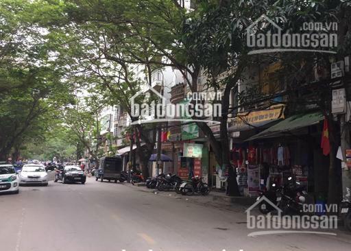 Bán gấp mặt phố Trần Quang Khải, Hoàn Kiếm 32m2 x 5 tầng, MT 6,8m, vỉa hè, kinh doanh đỉnh 18 tỷ ảnh 0