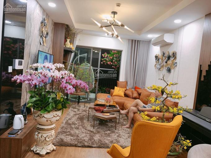 Bán căn hộ 3PN 100m2 The Zen Gamuda view biệt thự full nội thất cực kỳ đẹp 098 248 6603 ảnh 0
