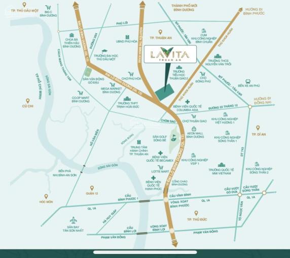 Đừng bỏ qua cơ hội đầu tư với chương trình CK lên 32% tại Lavita Thuận An - LH ngay 0938599586 Hồng ảnh 0