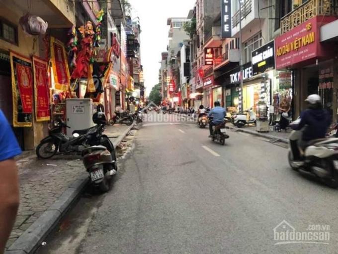Bán nhà mặt phố Lê Lợi, 48m2, 5T, MT 5m, vỉa hè ô tô tránh, kinh doanh sầm uất. 12.5 tỷ ảnh 0