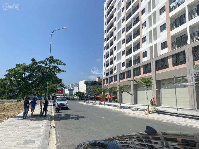 Bán shophouse mặt bằng kinh doanh tại tòa XH1 khu đô thị VCN Phước Long 2 ngang 8m, giá 36,5tr/m2