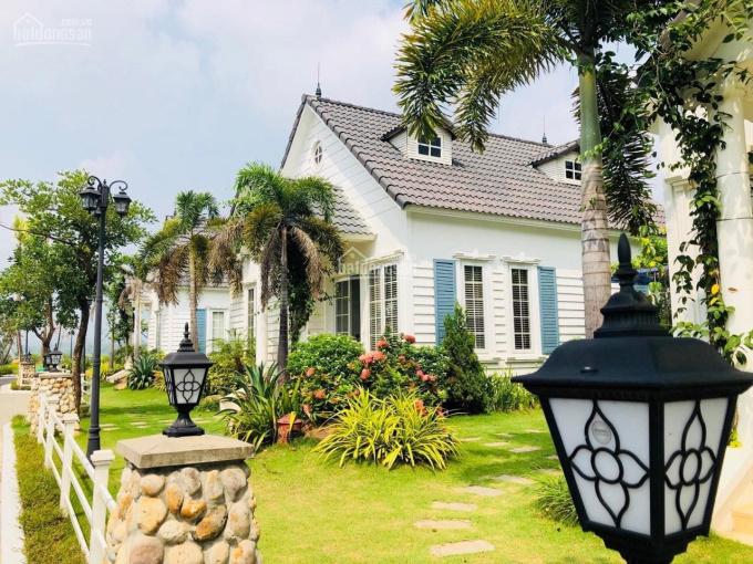 Biệt thự nghỉ dưỡng khoáng nóng Vườn Vua Resort and Villas ck ~15%, ls 0% 12 tháng LH 0326018438 ảnh 0