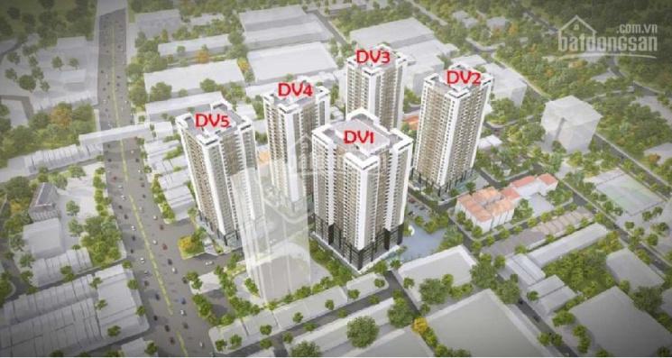 Chính chủ bán gấp căn hộ 1506 - 71m2 tòa DV03 ban công Đông Bắc 1 tỷ 995 triệu ảnh 0