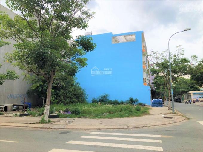 Lô góc 2 mặt tiền diện tích: 108m2 (6 x 18m) đối diện siêu thị CoopMart, cách Aeon Mall 10phút ảnh 0
