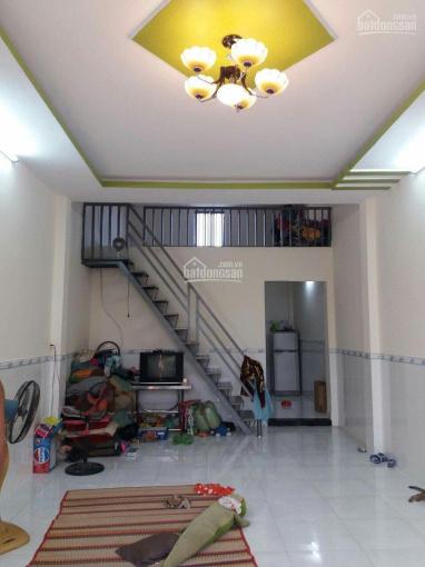 Bán nhà 4x12m, Quách Điêu, Vĩnh Lộc A, Bình Chánh ảnh 0