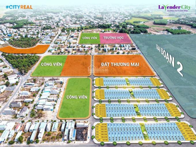 Đất sổ sẵn gần đường Đồng Khởi, Biên Hòa, 118m2 ảnh 0