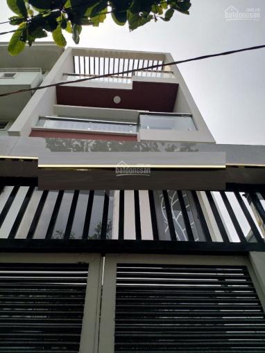 Nhà 1/ Tô Hiệu 4x12.3m, trệt lửng 2 lầu sân thượng, 5PN - 4WC, BTCT - SHR - 5.9 tỷ ảnh 0