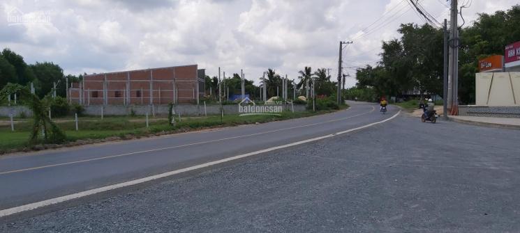 Đất sổ đỏ mặt tiền đường tỉnh 822. Xã Tân Mỹ Đức Hòa Long An ảnh 0