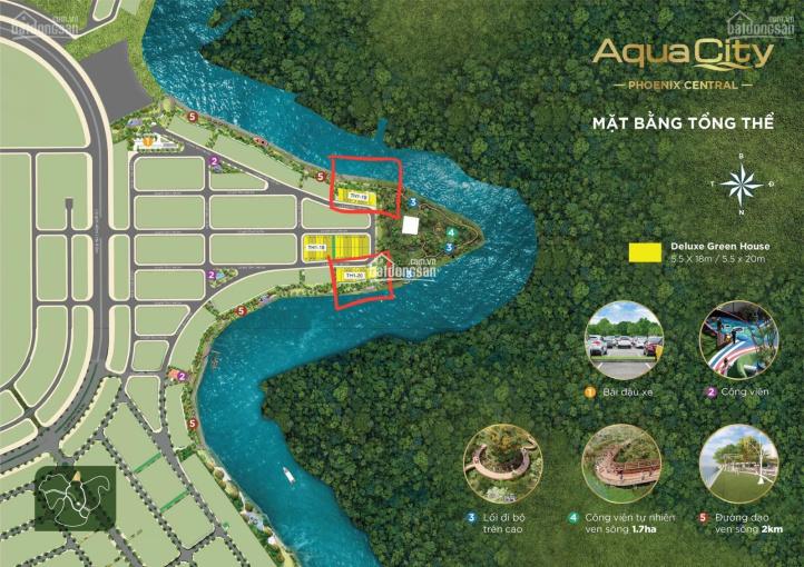 Aqua City - ngày 12/06 mở bán phân khu mới - giá gốc CĐT 7,9 tỷ - chiết khấu 5% khi vay ngân hàng ảnh 0