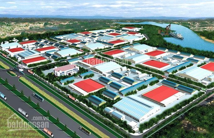 Bán xưởng hoàn thiện khu công nghiệp Bình Dương, 125m x 130m, giá rẻ ảnh 0