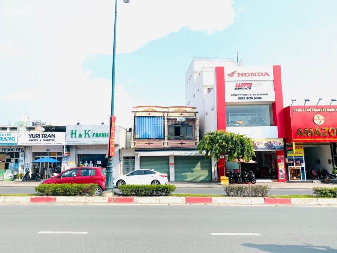 Cho thuê nhà MTKD đường Lê Văn Việt, TP. Thủ Đức, DT 190m2(10x19m) ảnh 0