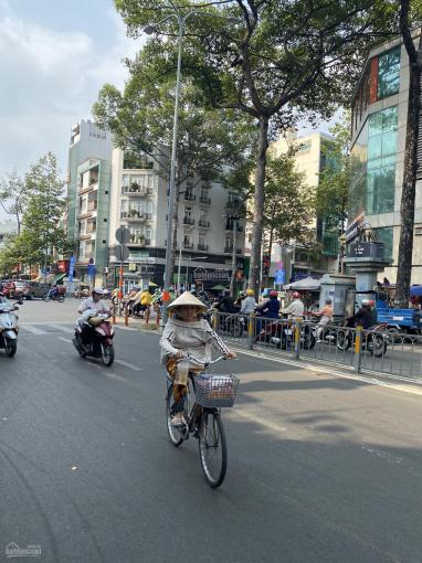 Bán tòa nhà mặt tiền Nguyễn Chí Thanh, Quận 5, DT 5.2x18m, 6 lầu thang máy, giá chỉ 36 tỷ ảnh 0