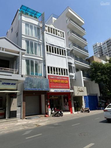 Bán nhà mặt tiền Trần Quang Khải, P. Tân Định, Q1 DT: 4.1x23m, 6 tầng cho thuê 90tr/tháng giá 29 tỷ ảnh 0