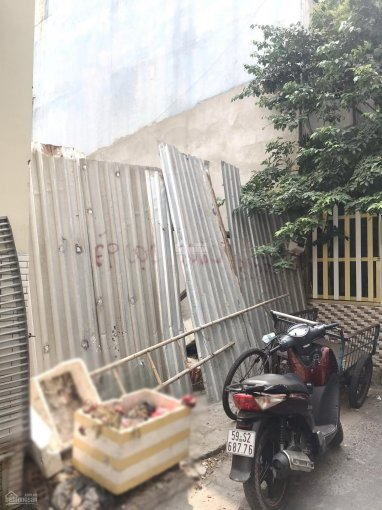 Bán đất 5*20m HXH đường Bùi Minh Trực, phường 5, quận 8 ảnh 0