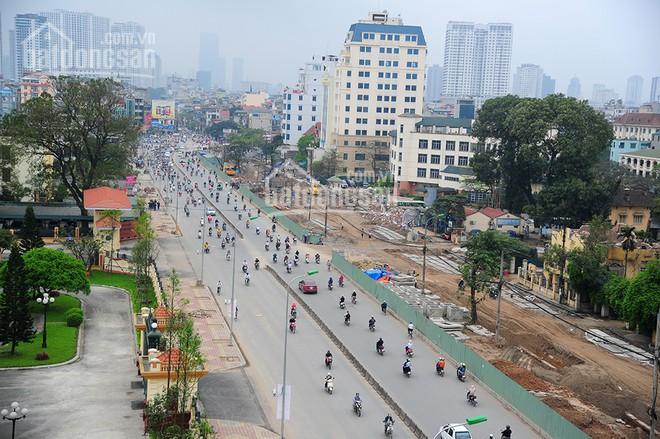 Cần bán gấp mảnh đất ngõ 280 đường Nguyễn Xiển, Thanh Xuân 270m2, MT 15m giá rẻ ảnh 0