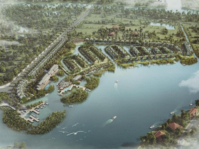 Bán biệt thự Casamia Hội An mặt sông giá 7,2 tỷ nơi ở lý tưởng cho giới mê du thuyền ảnh 0