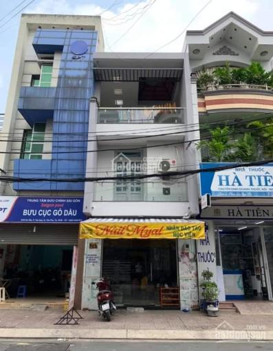 Bán nhà hẻm kinh doanh 63/ Gò Dầu, 4x17m, nhà đúc 2 lầu ST mới, hẻm 13m, giá 10.6 tỷ TL ảnh 0