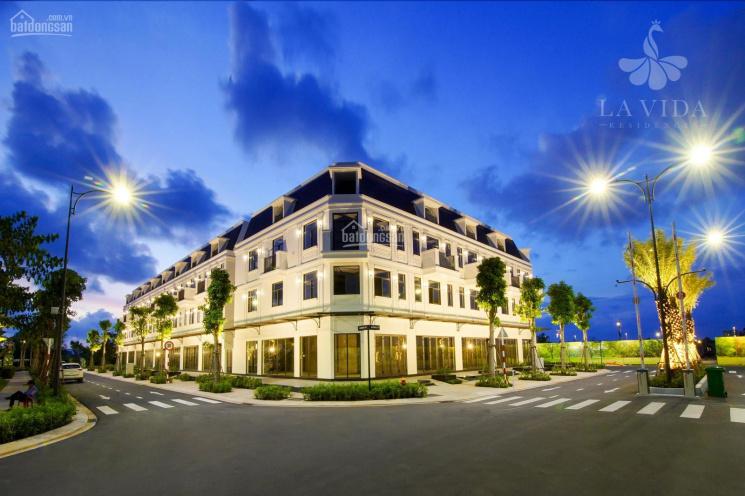 Suất nội bộ nhà phố, BT, shop La Vida đường 3/2, TP Vũng Tàu, giá 5.4 tỷ/căn, LH CĐT 0906147797 ảnh 0