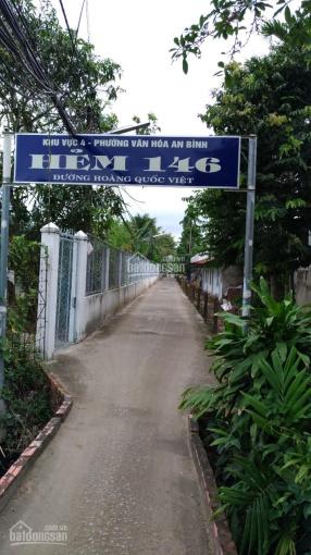 Bán lô đất vườn tại hẻm 146 Hoàng Quốc Việt, Phường An Bình - Cần Thơ ảnh 0