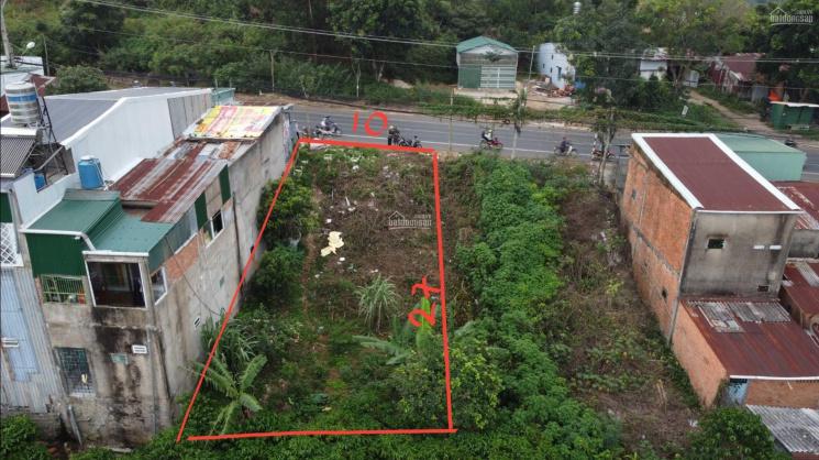 Bán đất mặt tiền QL20, P.Lộc Sơn, TP.Bảo Lộc. DT  10x27m, thổ cư 58m2, giá 4.1 tỷ thương lượng ảnh 0
