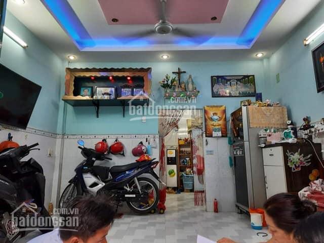Bán nhà gần mặt tiền Đoàn Văn Bơ, P18, Quận 4, 64m2 sàn, 3 tỷ hơn xíu ảnh 0