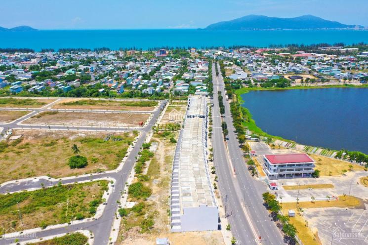 Bán rẻ lô đất khu Lakeside chỉ 1.85 tỷ, lô sạch đẹp, đấu lưng trục thông sắp xây cầu xuyên dự án ảnh 0
