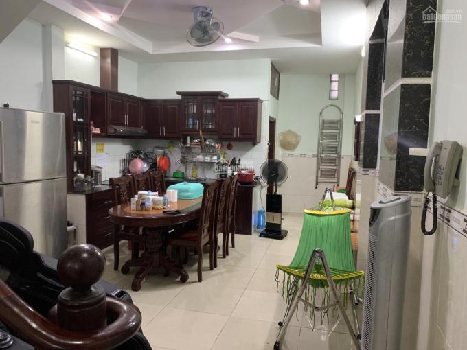 Nhà hẻm 3m 630 Huỳnh Tấn Phát, quận 7 giá 5,5 tỷ ảnh 0