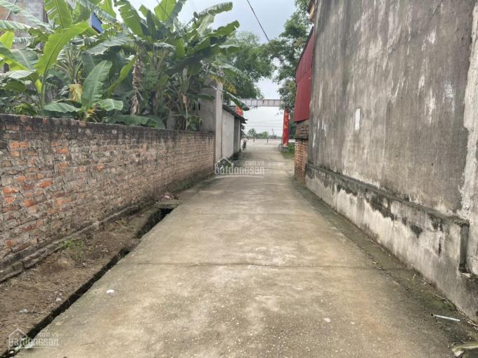 Cần bán 44.8m2 mặt tiền 5.5m, đường 4m làng Bắc Thượng Quang Tiến. LH: 0945.846.336 ảnh 0