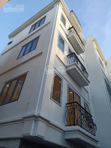Nhà lô góc đẹp, xây 4 tầng, 30m2, Thanh Am. P Thượng Thanh, giá mềm, gần Cầu Đuống, gần đường to ảnh 0