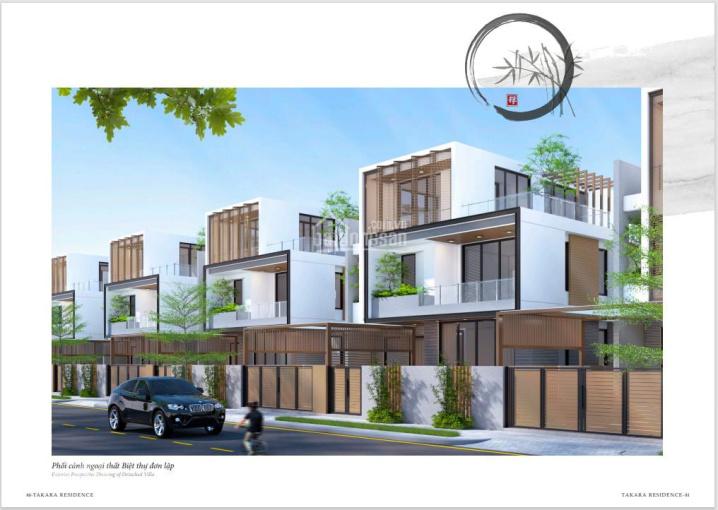 """Kiến tạo chuẩn sống """"wellness living"""" tại Takara Residence, Thủ Dầu Một, Bình Dương ảnh 0"""