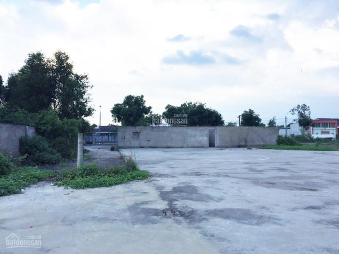 Bán nhanh 1200m2 đất thổ vườn để xây nhà xưởng, làm kho, mặt tiền đường nhựa lộ giới 23m, SHR ảnh 0