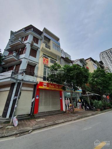 Cho thuê nhà phố Quan Hoa CG, DT 60m2 x 5T, MT 5m, điều hòa thông sàn VP, sạp shop giá 20tr/th ảnh 0