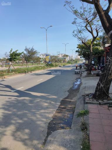 160m2 đất mặt tiền Chu Huy Mân, Nại Hiên Đông, Sơn Trà ~ 50tr/m2 siêu rẻ ảnh 0