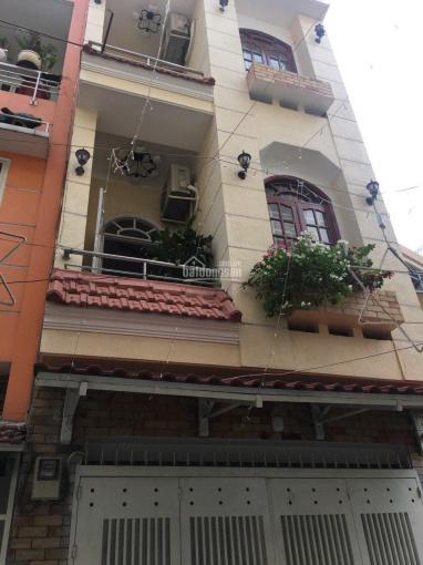 Bán nhà 3 lầu khu cư Xá Lam Sơn, đường nhựa bàn cờ Nguyễn Oanh, P17, Gò Vấp. DT 4.4 x20m, giá 8.4tỷ ảnh 0