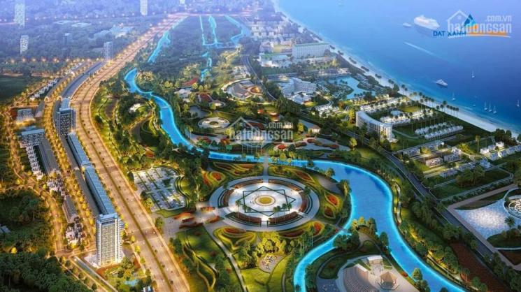 Đất biển Mỹ khê Quảng Ngãi giá rẻ đối diện công viên trung tâm 150ha và trung tâm văn hóa Thiên mã ảnh 0