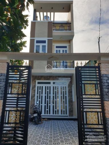 Nhà 4x27m, gần nhà thờ Nam Hưng, Tân Thới Nhì, Hóc Môn ảnh 0