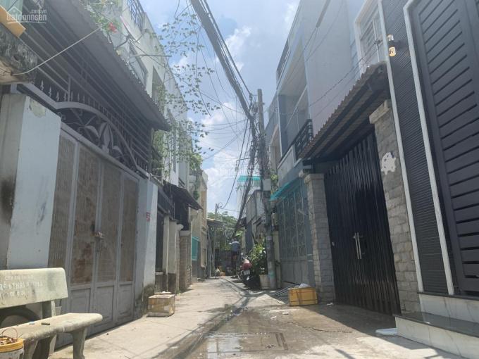 Bán nhà MT hẻm Vườn Điều, phường Tân Quy, Q.7 ảnh 0