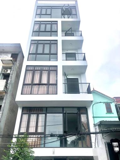 Tòa nhà VP 7 tầng thang máy, mặt phố Nguyễn Lương Bằng, Đống Đa, 103m2x7T, MT 6m, 35 tỷ ảnh 0
