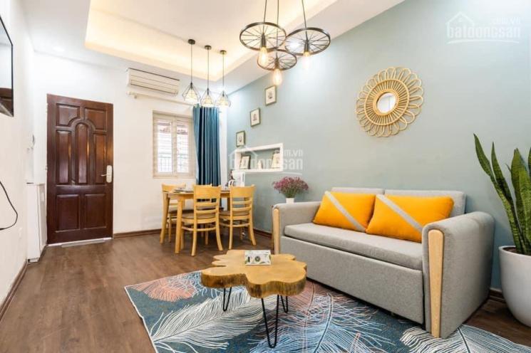 Cho thuê căn hộ full đồ xịn ngõ 50 Đào Duy Từ - 69m2, chia 2PN + 1 bếp + khách. Giá 8tr/th ảnh 0
