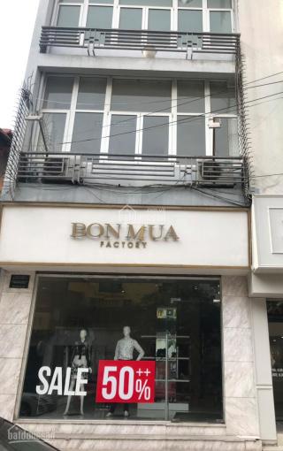 Cho thuê nhà ngõ 171 Nguyễn Ngọc Vũ: 85m2 x 5 tầng, MT: 5,5m, ngõ 2 ô tô, ngõ thông. LH: 0974557067 ảnh 0